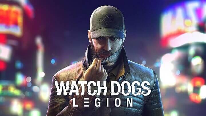 watch dogs legion شخصیت اصلی