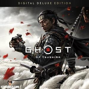 عکس جلد بازی Ghost of Tsushima