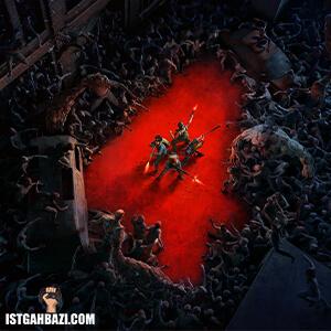 تصویر روی جلد بازی Back 4 Blood