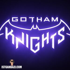 تصویر روی جلد بازی batman gotham knights