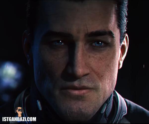عکس شخصیت بروس وین در بازی بتمن گاتهام نایت