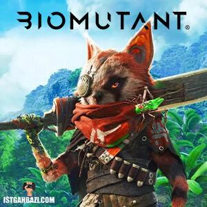 تصویر روی جلد بازی Biomutant