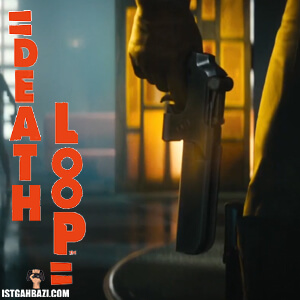 تصویر روی جلد بازی Deathloop