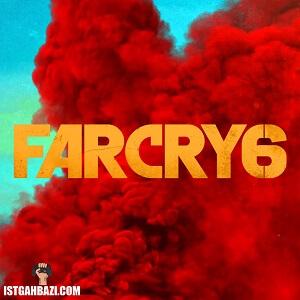 تصویر روی جلد بازی فارکرای 6