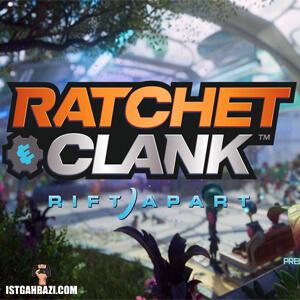 تصویر روی جلد بازی Ratchet and Clank Rift Apart