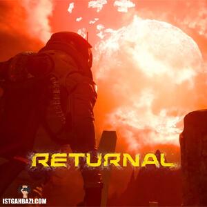 تصویر روی جلد بازی Returnal
