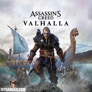 تصویر روی جلد بازی Assassin's Creed Valhalla