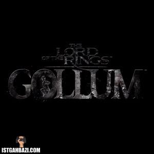 تصویر روی جلد بازی the Lord of the Rings Gollum