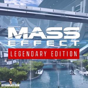 تصویر روی جلد بازی Mass Effect Legendary Edition