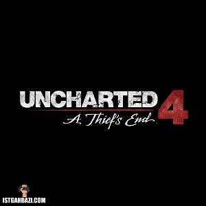 کاور اصلی بازی uncharted