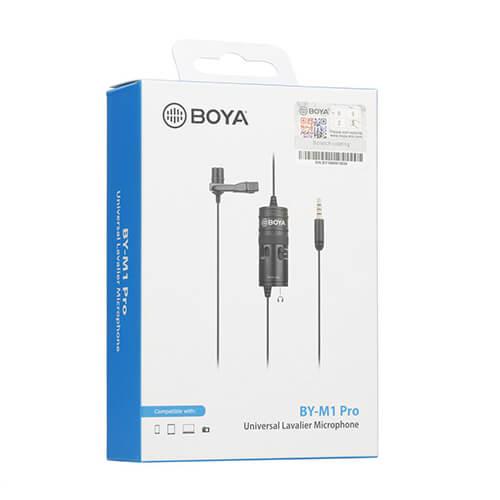 میکروفون BOYA BY-M1 Pro